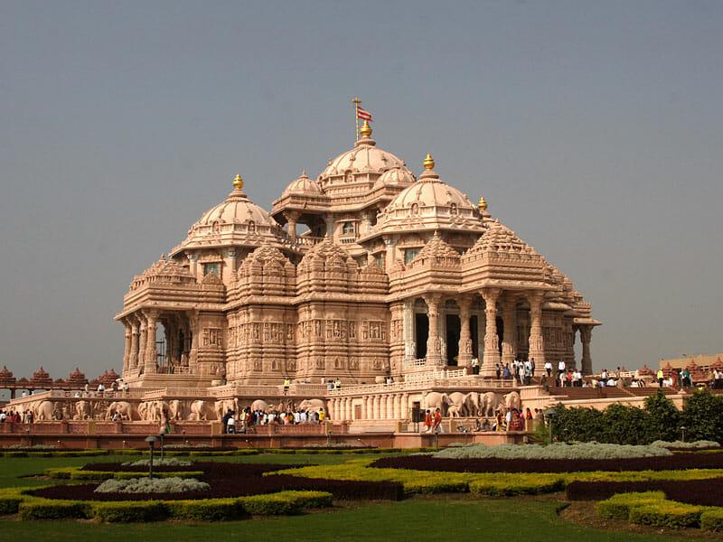 New_Delhi_Temple