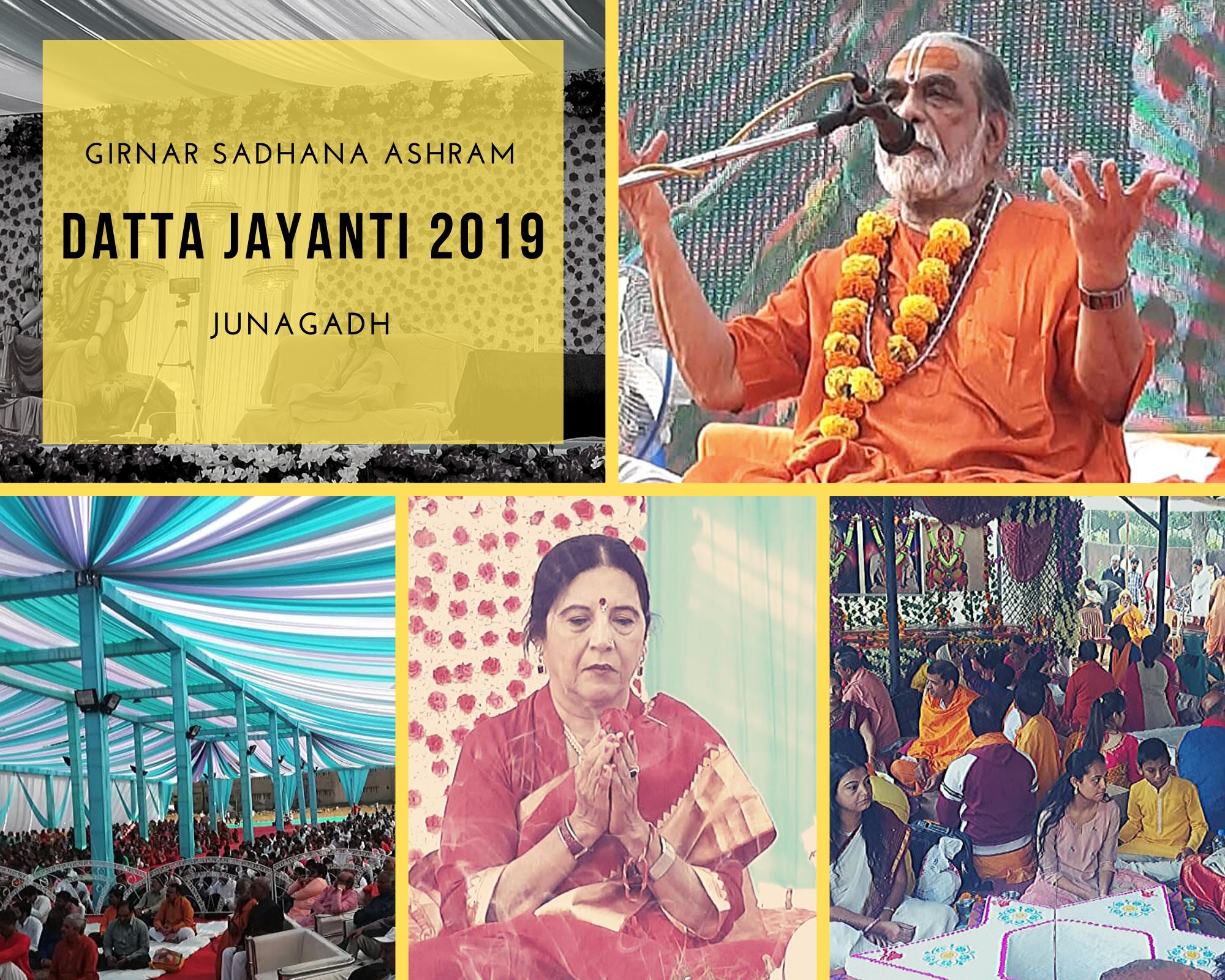 Datta Jayanti 2019